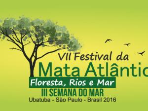Programação do VII Festival da Mata Atlântica e III Semana do Mar 2016