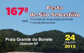 167ª Festa de São Sebastião da Praia Grande do Bonete