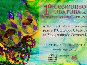 1º Concurso de Fotografias de Carnaval