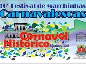 10º Festival de Marchinhas Carnavalescas 2015