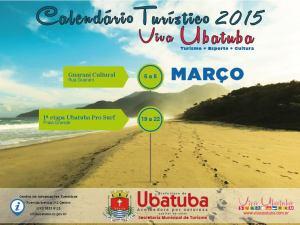 Março tem Cultura na Rua e Surf na Praia Grande