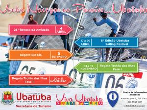 Calendário de Eventos Náuticos 2015