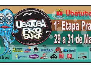 Ubatuba Pro Surf 2015 começa na praia Grande