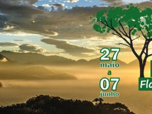 Programação do VI Festival da Mata Atlântica, Floresta, Rios e Mar e da II Semana do Mar.
