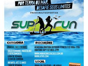 Abertas inscrições para o Sup & Run.