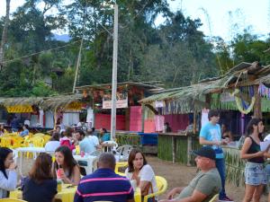 Muita comida boa marcou a 15° Festa da Mandioca no Sertão do Ubatumirim