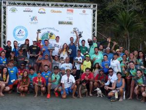 Adventure Camp é exemplo de evento sustentável em Ubatuba