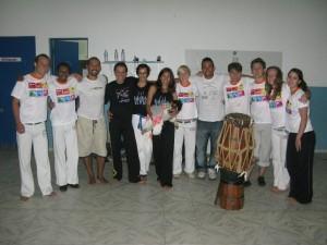 Festival N'Ação Capoeiras em Ubatuba