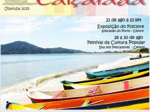 Esse fim de semana tem o 10º Festival de Cultura Popular – Caiçarada