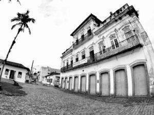 Restauro do Sobradão do Porto será executado pelo Estúdio Sarasá