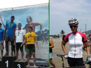 Desafio das 28 Praias e Prova de Ciclismo Cidade de Ubatuba aquecem economia local
