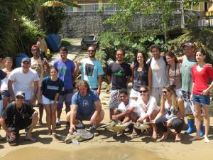 2º Curso de formação de monitor de observação de tartarugas marinhas