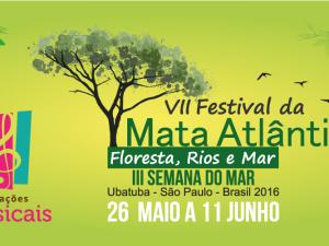 Festival da Mata Atlântica e Semana do Mar tem shows gratuitos