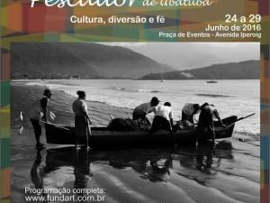 Venha para a 93ª Festa de São Pedro Pescador