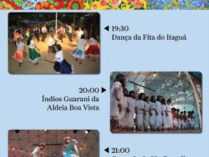 Projeto Tamar Ubatuba apresenta manifestações tradicionais da cultura popular