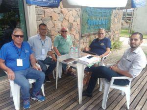 Secretaria de Turismo de Ubatuba, Comtur e Tamoios Iate Clube discutem desenvolvimento do turismo Náutico na Baía do Itaguá