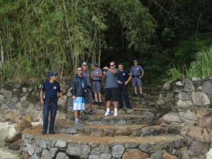 Prefeitura de Ubatuba e Setur fiscalizam atrativos turísticos