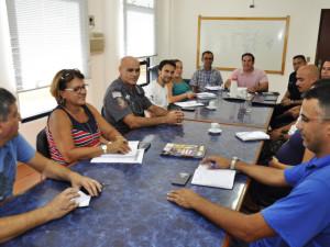 Setur promove reunião sobre fiscalização dos atrativos do município