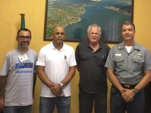Prefeitura de Ubatuba apresenta propostas na Capitania dos Portos em São Sebastião