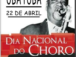 Dia Nacional do Choro acontece neste sábado em Ubatuba