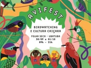 Evento de Birdwatching e cultura caiçara acontece no fim de semana em Ubatuba