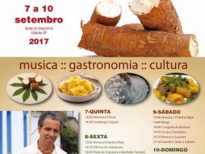 Sertão do Ubatumirim realiza 17ª Festa da Mandioca