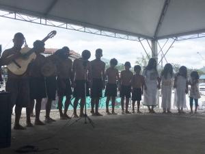 Ubatuba saúda o verão com apresentações culturais