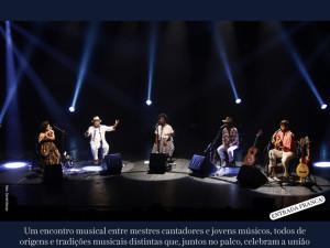 Projeto Tamar de Ubatuba Recebe a Apresentação Musical – RODA DE MESTRES