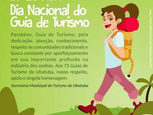 10 de Maio – Dia do Guia de Turismo