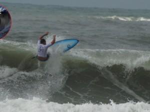 Praia Grande sedia 1ª etapa do Circuito Militar de Surf