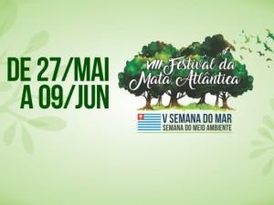 VIII Festival da Mata Atlântica e V Semana do Mar: confira a programação do último dia