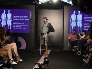 Teatro Municipal de Ubatuba recebe 10º Concurso de Moda Inclusiva