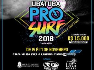 Feriado de Proclamação da República promete muitas ondas em Ubatuba