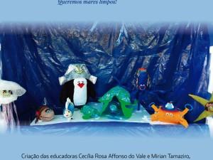 Teatro Infantil Sustentável no TAMAR