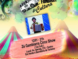Caravana FundArt de Cultura é destaque em Ubatuba no mês de janeiro
