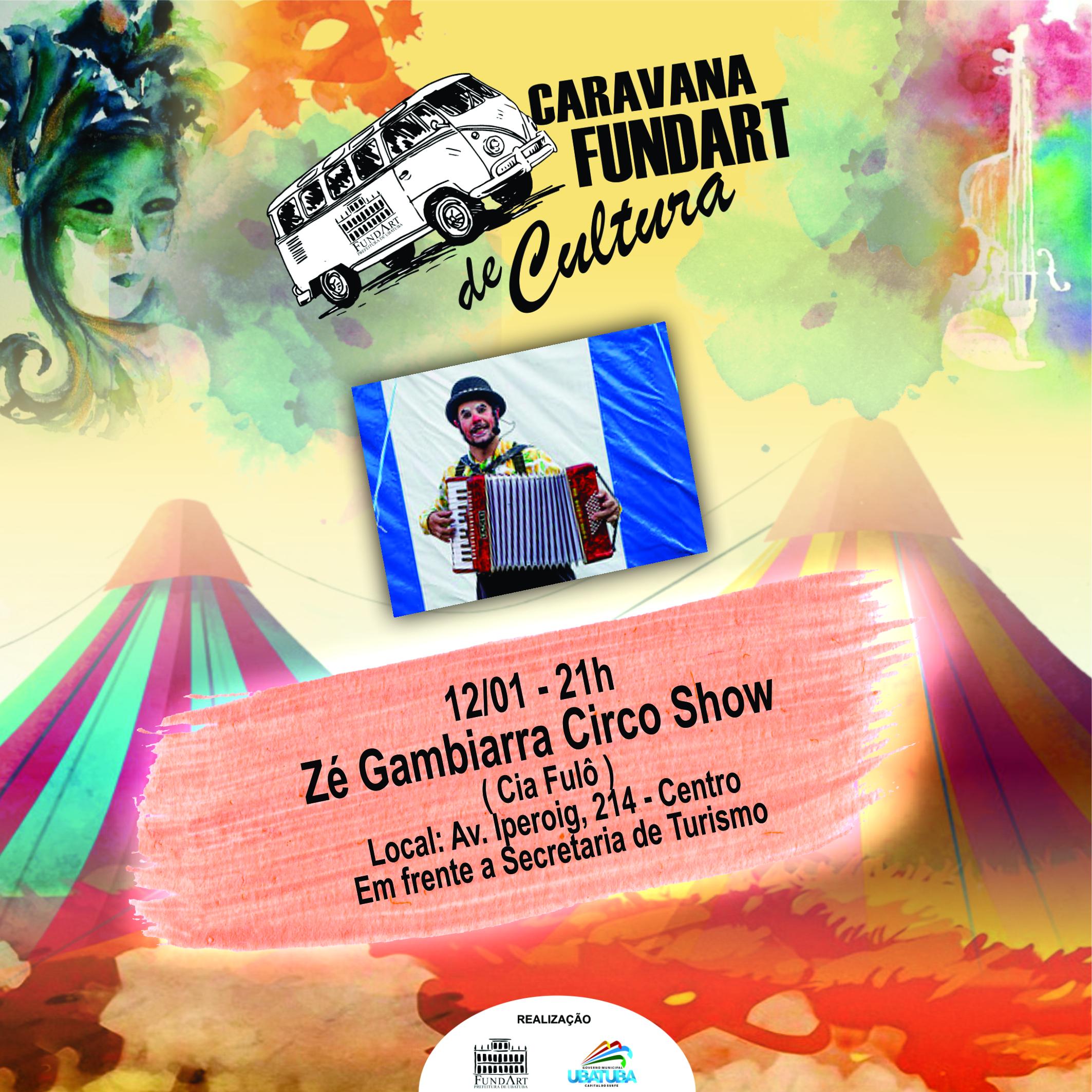 CARAVANA 12 DE JANEIRO