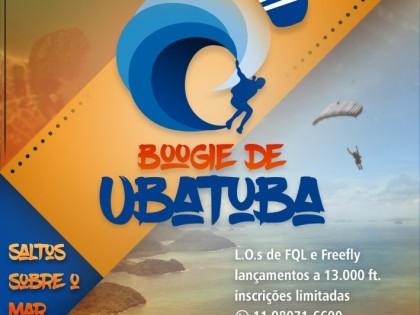 Evento de paraquedismo em Ubatuba começa na sexta-feira