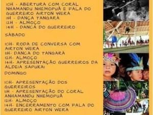 III Festival Cultural da Aldeia Boa Vista