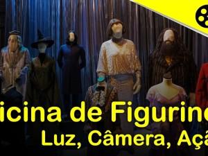 Ubatuba recebe oficina de Figurino: Luz, Câmera, Ação!