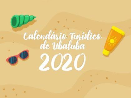 Calendário Turístico de Ubatuba 2020 já está disponível